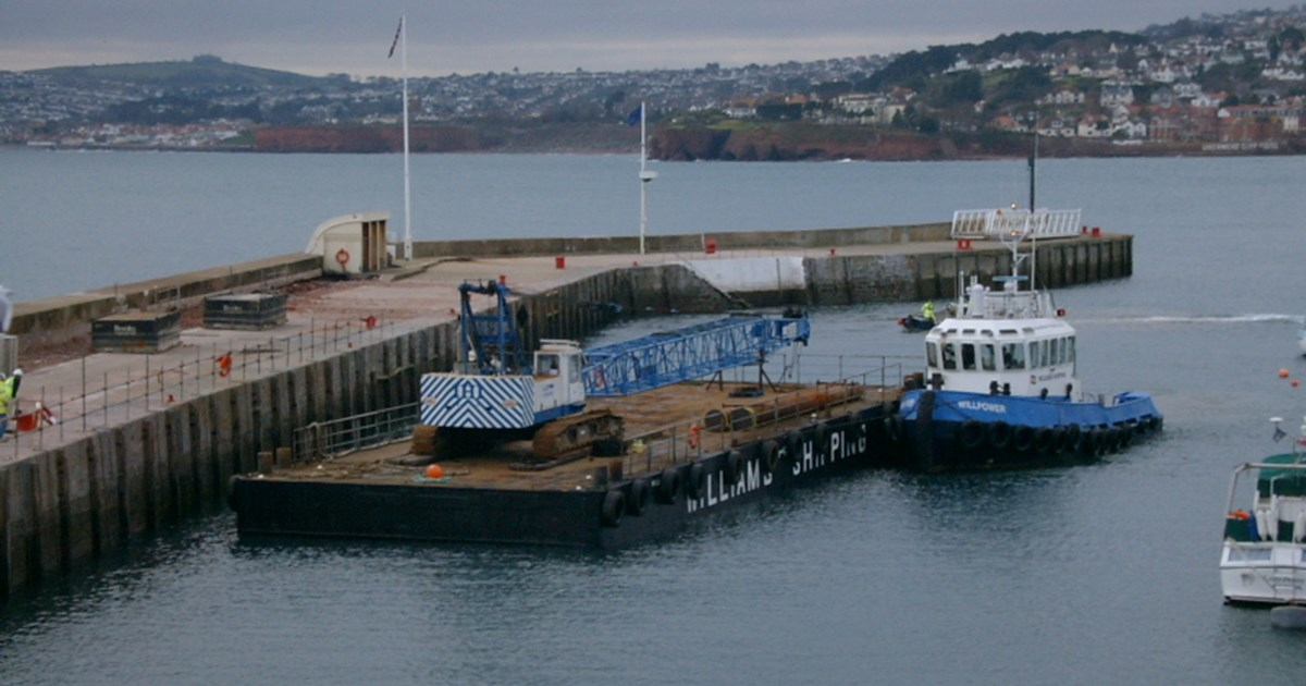 Tor Bay Harbour - Towage guidelines